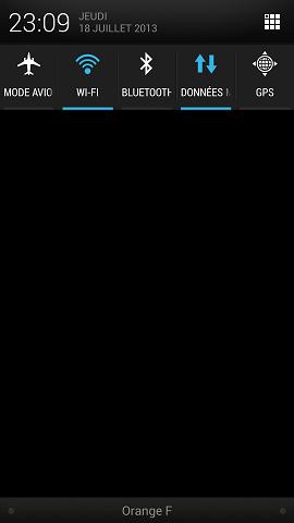 [TUTO] Personnaliser les paramètres rapides sous Andoid 4.2.2 Sense 5 Eqs110