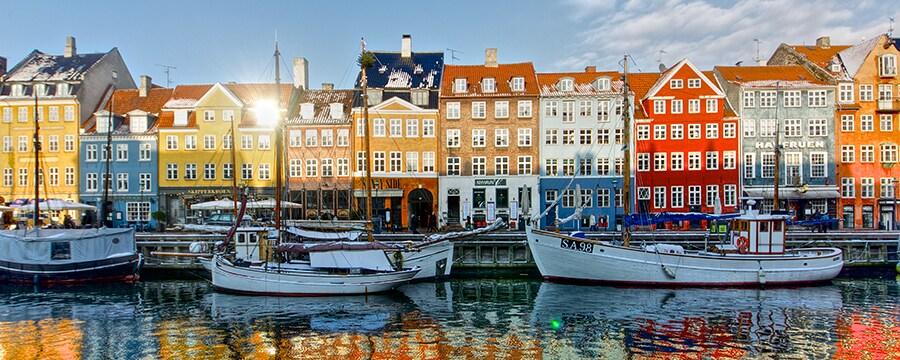 Nord de l'Europe en 2022 Copenh10