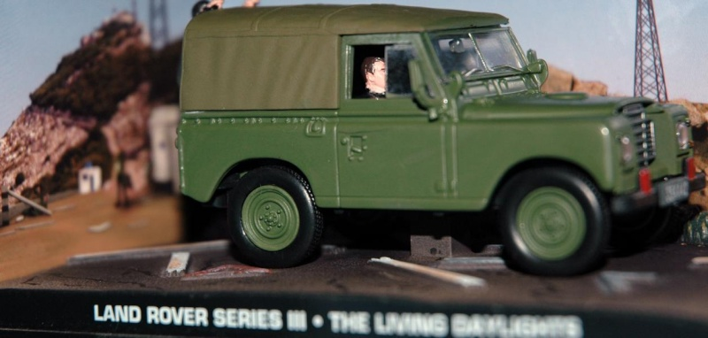 1/43er 007 A View to a Kill Renault 11 Taxi K800_710