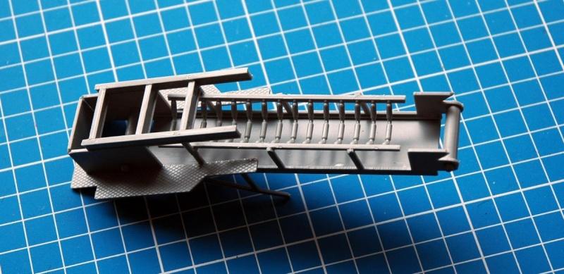 Schaufelradbagger 289 Revell 1/200 K800_d12