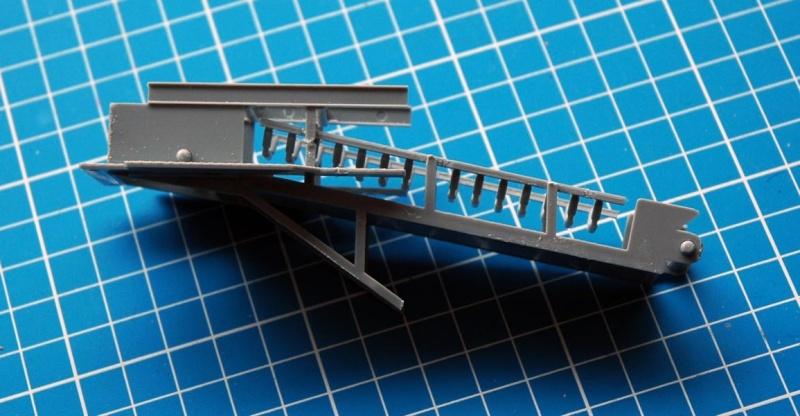 Schaufelradbagger 289 Revell 1/200 K800_d13