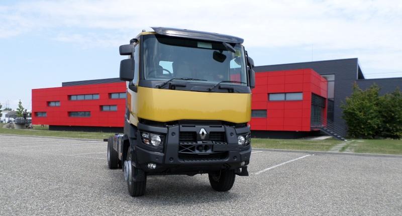 Nouvelle gamme Renault Trucks - Page 2 Kerax10