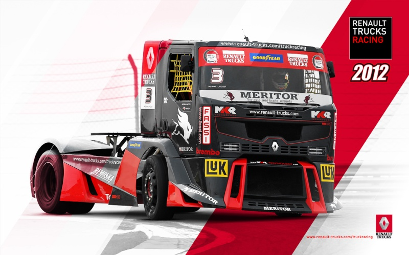 Nouvelle gamme Renault Trucks - Page 2 Renaul10