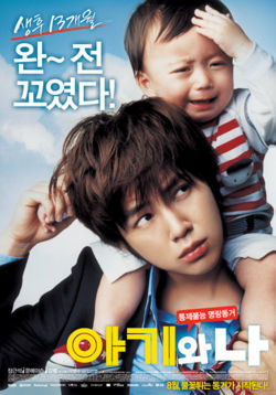 Baby and Me               Korean Movie     Baby_a10