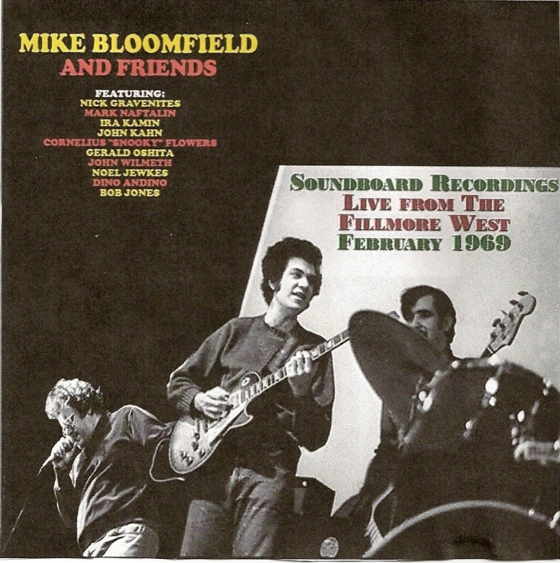 Nick Gravenites with Michael Bloomfield : My Labors (1969) Scan0010