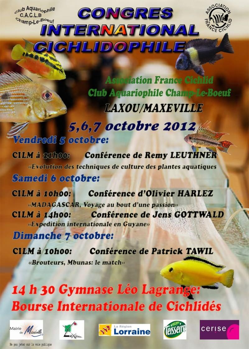 Congrés AFC à Champ-Le-Boeuf  Affich10