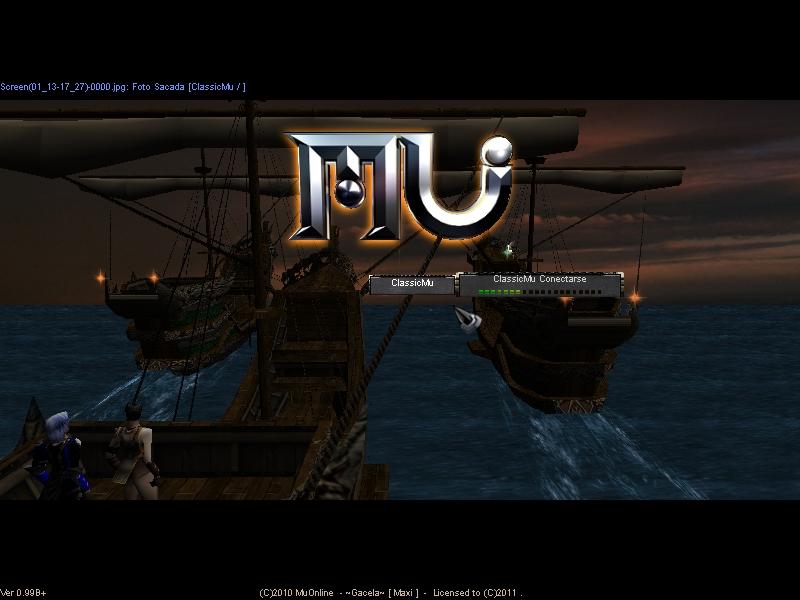 Cliente ClassicMu ~ By ~Gacela~ , Maxi  Screen13