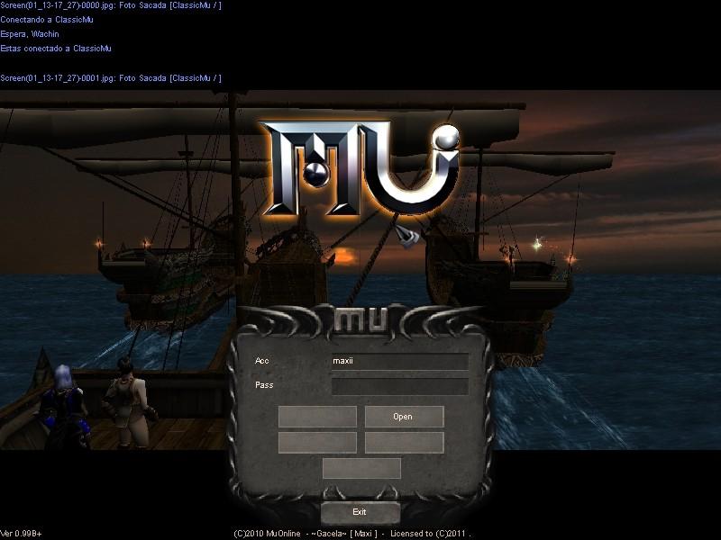 Cliente ClassicMu ~ By ~Gacela~ , Maxi  Screen14