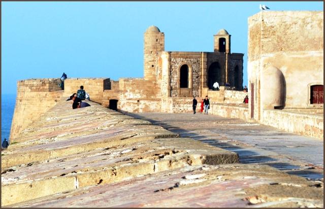 Patrimoine Bâti d'Essaouira * اثرات الصويرة المعمار  Scala11