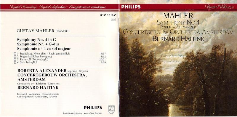 Mahler- 4ème symphonie - Page 3 Mah_sy11