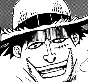 One Piece Kapitel 610 - Wahrsagerin Madame Shirley - Seite 4 Fake_l10