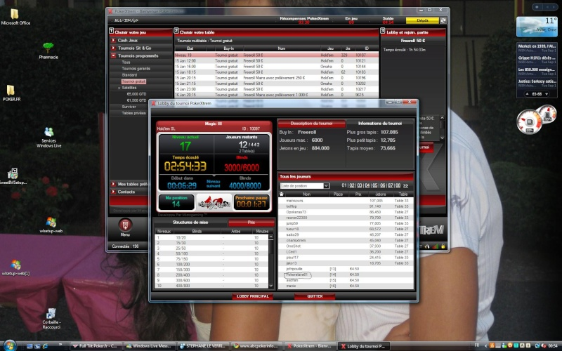 Prestation Pokerstars09 Presta10