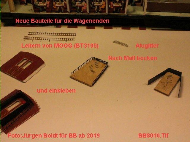 Bauberichte ab 2019  Bb801010