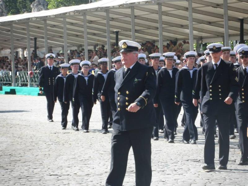 Défilé des cadets de Marine à Bruxelles le 21/07/2013 Ik10