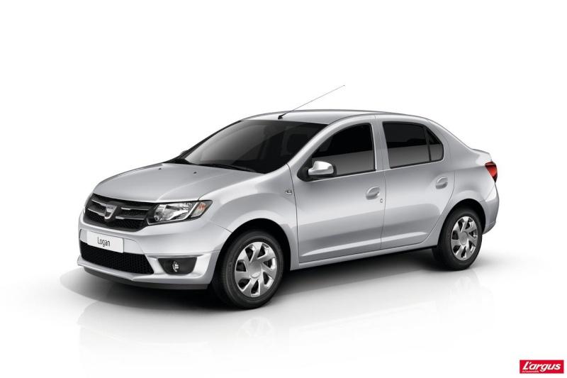 Dacia Logan 2 112