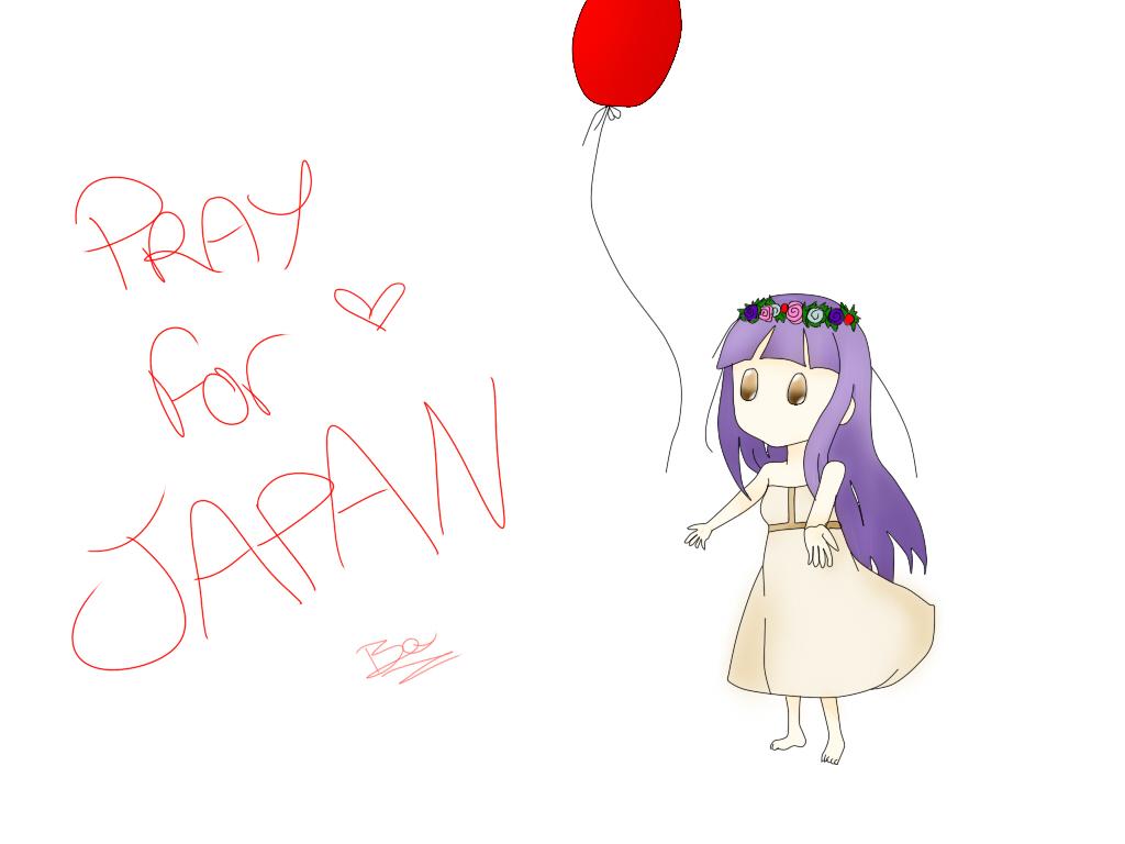 Les dessins sauvages d'Usagi o/ (Pas vraiment sauvage, mais bon XD) Prayfo10