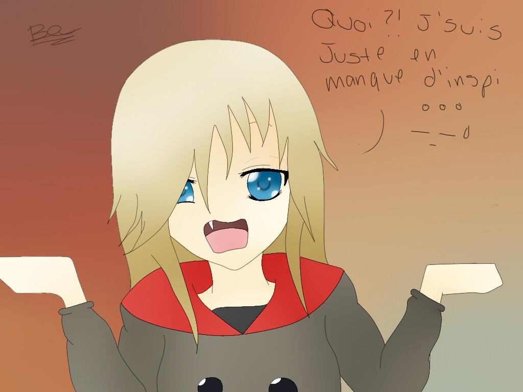 Les dessins sauvages d'Usagi o/ (Pas vraiment sauvage, mais bon XD) Quoi11