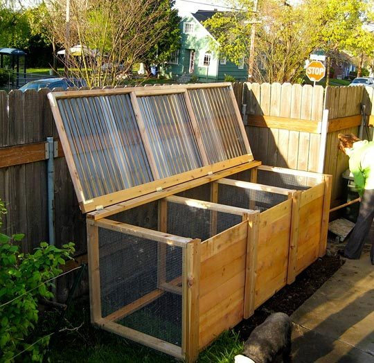 List of Demonstration Compost Bins Compos10
