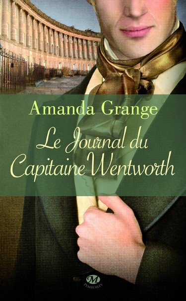 Les Héros de Jane Austen - Tome 3 : Le Journal du Capitaine Wentworth d'Amanda Grange 81ktvn10