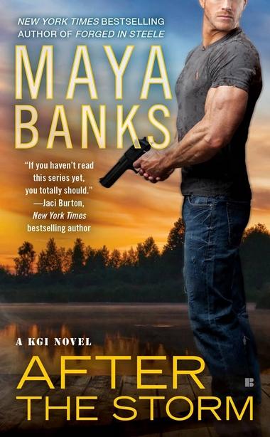 KGI - Tome 8 : Haute tension de Maya Banks 8_afte10