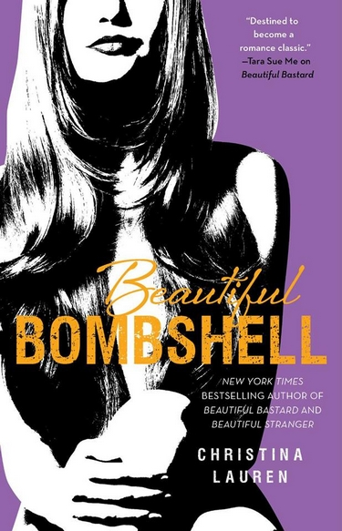 Beautiful Bastard - Tome 2.5 : Beautiful Sex Bomb de Christina Lauren Bombsh10