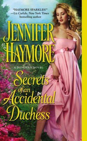 Les Soeurs Donovan - Tome 2 : Confessions d'une Duchesse Rebelle de Jennifer Haymore Duches10