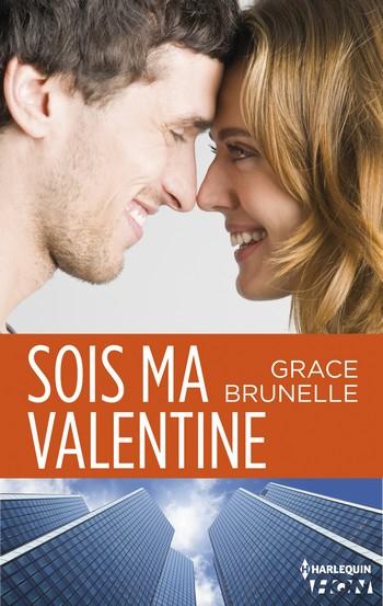 Sois ma Valentine de Grace Brunelle Hqn_va11