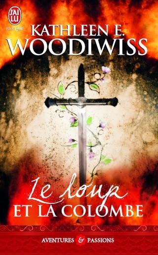 Le Loup et la Colombe de Kathleen E. Woodiwiss Loup10