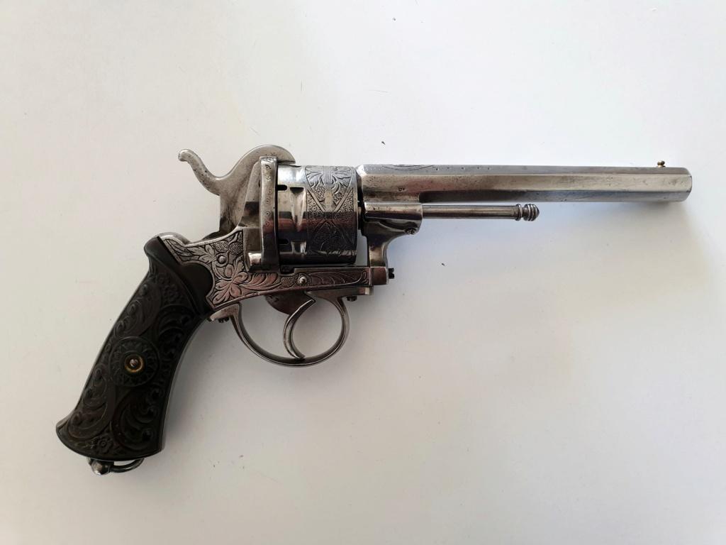 Revolver système Lefaucheux 20190727