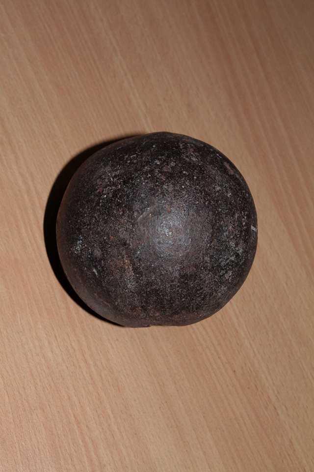 Boulet de canon à identifier 30709510