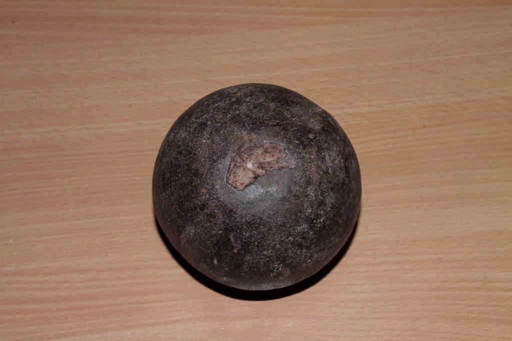 Boulet de canon à identifier 30762610
