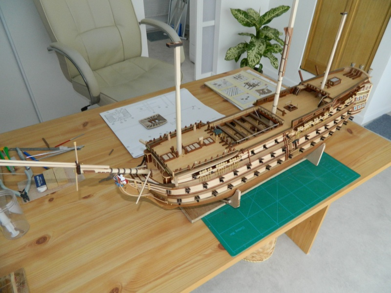 HMS VICTORY 1/94 constructo - Page 3 Dscn0616