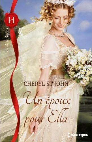 Un époux pour Ella de Cheryl St John 510u9w10