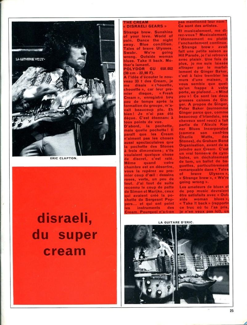 La presse musicale française des années 60-70-80 R15-8410
