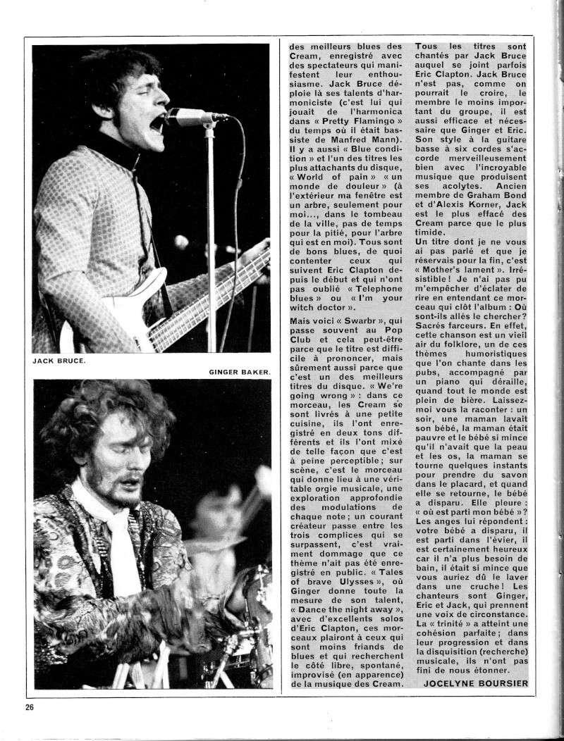 La presse musicale française des années 60-70-80 R15-8411