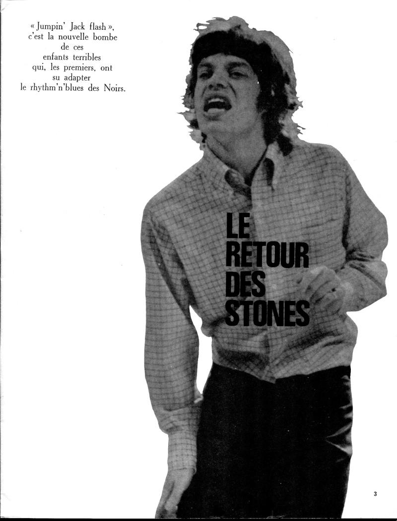 Les Rolling Stones dans la presse française R19-8610