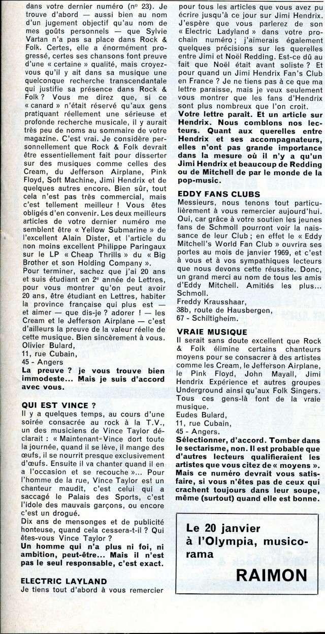 Jimi Hendrix dans la presse musicale française des années 60, 70 & 80 R24-9210