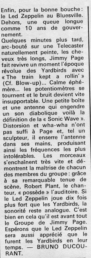 Led Zeppelin dans la presse française R29-9111