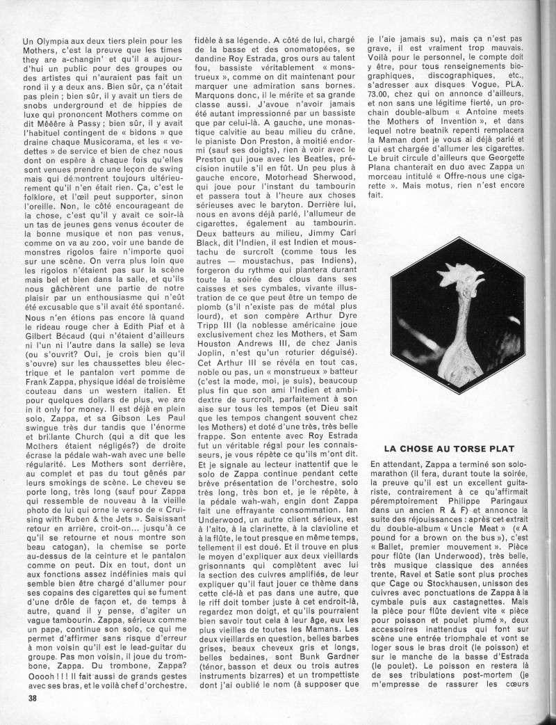 Zappa dans la presse française R30-9312