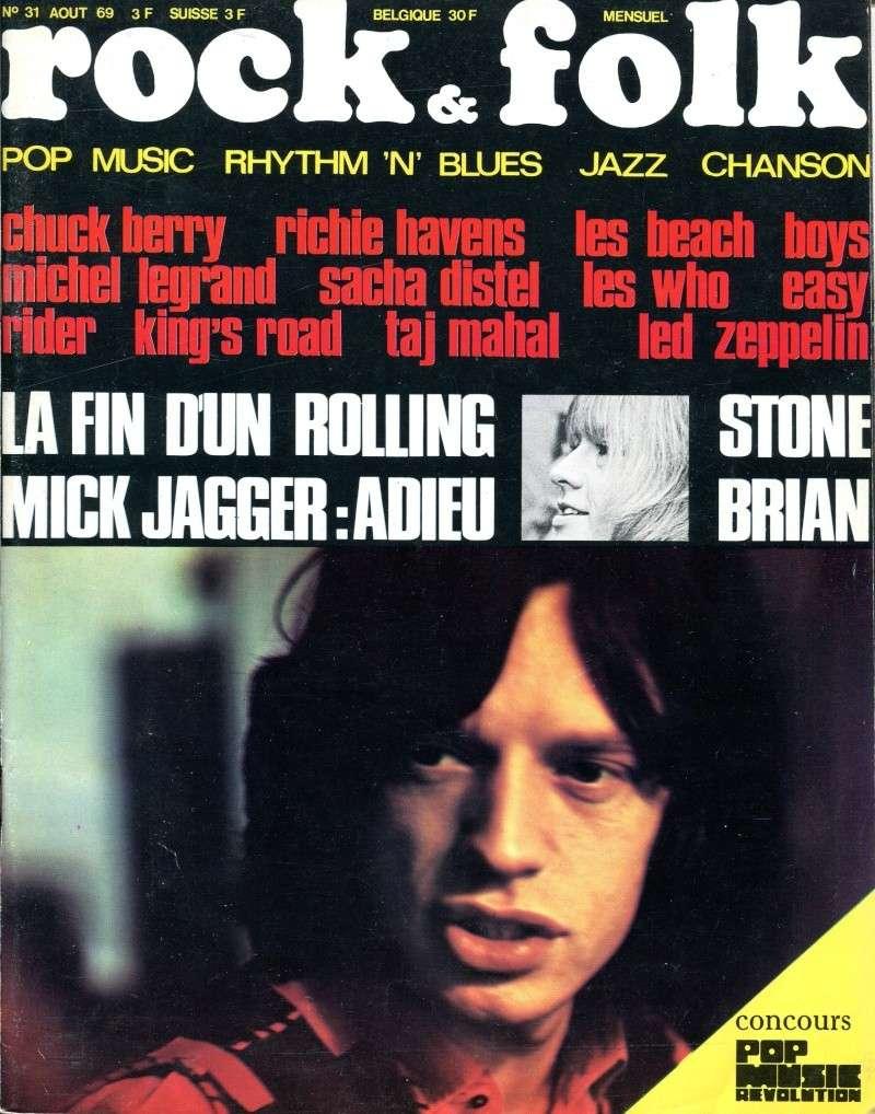 Les Rolling Stones dans la presse française R31-9410
