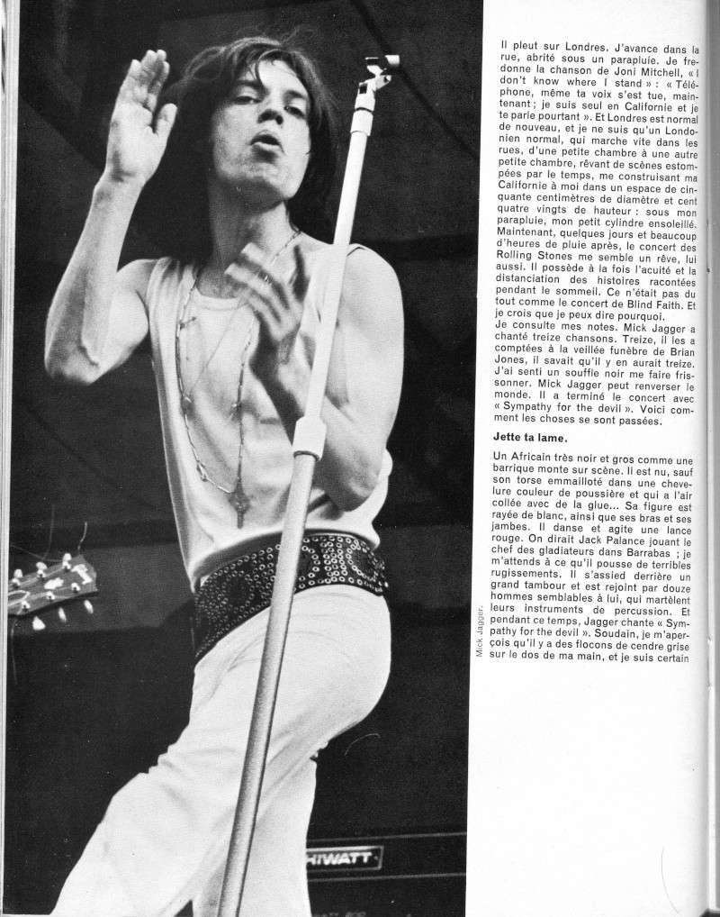 Les Rolling Stones dans la presse française R31-9511