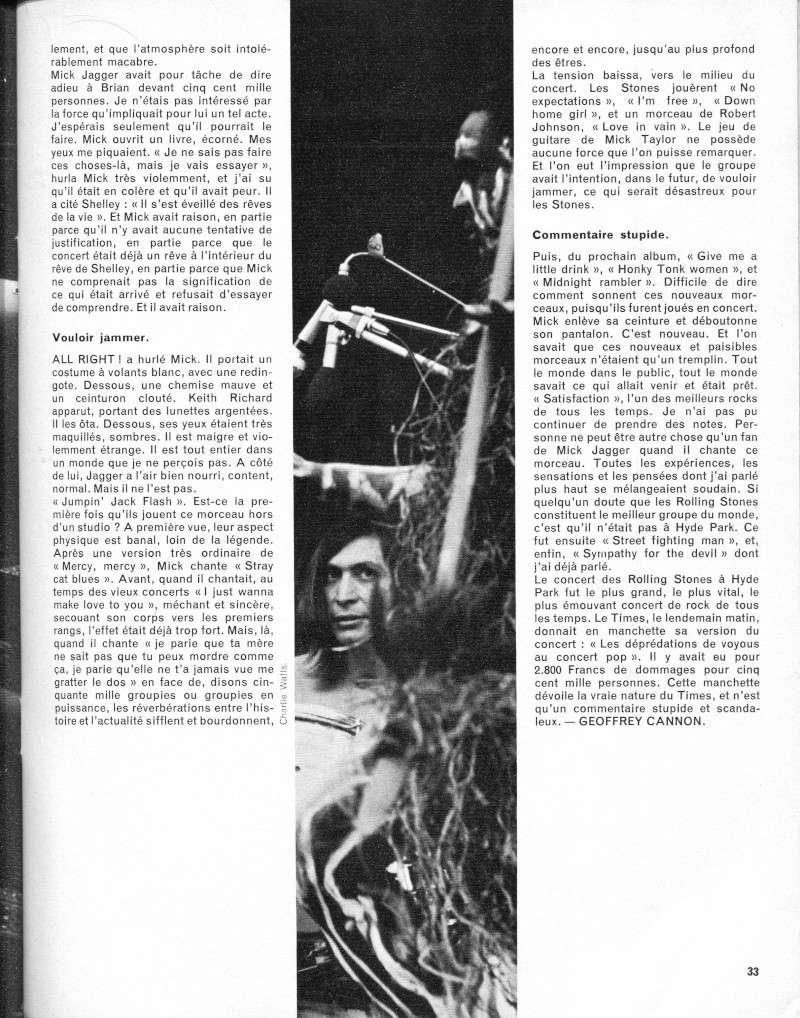 Les Rolling Stones dans la presse française R31-9514
