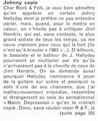 Jimi Hendrix dans la presse musicale française des années 60, 70 & 80 R31-9521