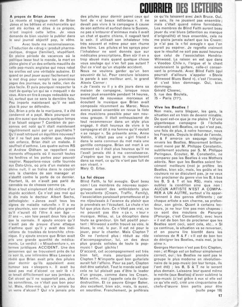 Les Rolling Stones dans la presse française R31-9524