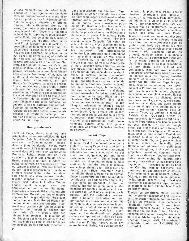 Led Zeppelin dans la presse française R34-9913