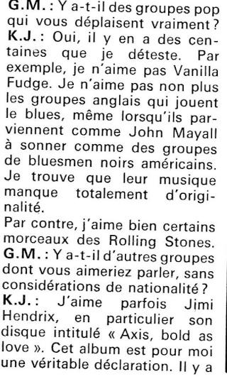 Jimi Hendrix dans la presse musicale française des années 60, 70 & 80 R36-0014