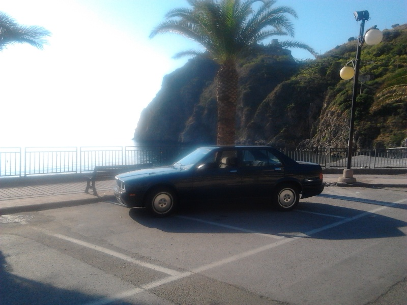 Biturbo e sole siciliano... 2012-017