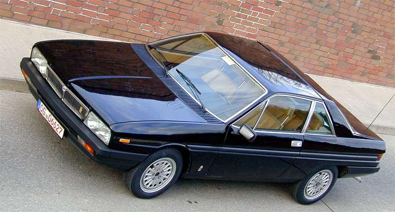 Maserati kyalami e....simili Lancia10