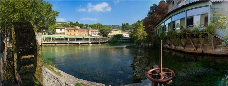 Vaucluse: Fontaine de Vaucluse Lr4-lr18
