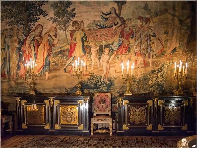 Fontainebleau : le mobilier Lr4-p857